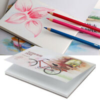Watercolor Paper Pad Sketch Book Water Soluble Color Pencil Paper Painting Tools