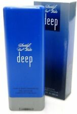 DAVIDOFF COOL WATER DEEP HAIR & BODY SHAMPOO 200 ml GEL DOCCIA UOMO