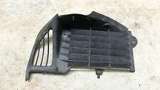 89 Honda XL 600 V XL600 Transalp left side radiator cover guard grill
