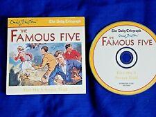 FAMOUS FIVE AUDIO BOOK - FIVE ON A SECRET TRAIL