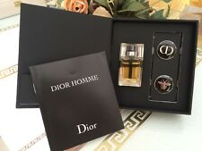 NEW Christian Dior Homme Men Woman Pin Brooch Jewelry+ Parfum NEU OVP Gift Set