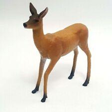 Terra by Battat Deer Realistic Plastic Wildlife  Figurine Doe