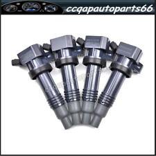 Set 4 New Ignition Coil For Toyota Altezza Gita 1998-2005 SXE10 3SGE 90919-02236