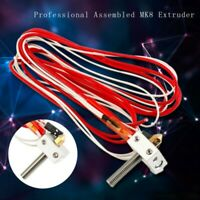 3D Print Extruder Hot End For Anet A2/A8 # Print Head Heater Nozzle Barrel Kit