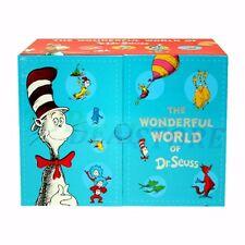 The Wonderful World of Dr. Seuss Collection Classic 20 Books Box Set Hardback