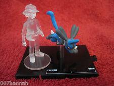 Pokemon-Figur-Set:Lucario+Ash/10th Anniversary/Scale 1:30/Zukan/Yujin/F ZK