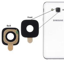 Para Samsung Galaxy J7 2015 Rear Back Cámara Vaso Lente Cover + Adhesivo SM J700