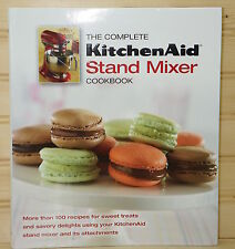 The Complete KitchenAid Stand Mixer Cookbook RARE Kitchen Aid