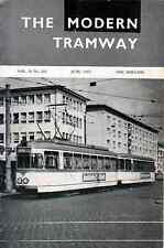 Modern Tramway 234 Autriche, Allemagne (June 1957)