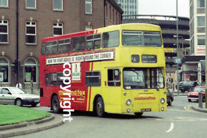 Bus Photo - Midland Fox KUC931P Daimler Fleetline DMS ex London Transport