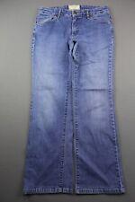 Women's Sonoma Jeans Boot Cut Light Flap Pocket Size 6P (31x27) Zipper Fly