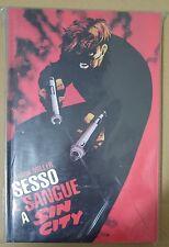 SESSO E SANGUE A SIN CITY PLAY PRESS 1996 Frank Miller Prima stampa