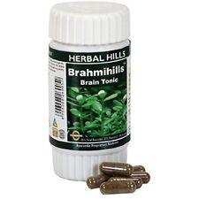 Bacopa Monnieri Brahmi, Brahmi Hills 60 Tablets, Ayurvedic Natural Herbal Pure