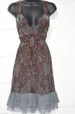 V-Neck Party Synthetic Regular Size Dresses for Women