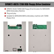 "Sfrm72-du26 3.5"" 720kb USB Floppy Drive Emulator for Barudan Bens Embroidery SLS"