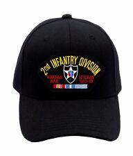 2nd Infantry Division - Korea Hat BRAND NEW (1540) Ballcap FREE SHIPPING 74968