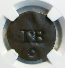 ND(1798) TRINIDAD & TOBAGO BRITISH ADMINISTRATION 2 SOUS NGC VF-20