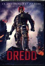 DVD - DREDD - Karl Urban