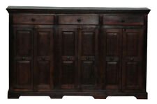 Schnäppchen ( 1/2 Preis ) Sideboard Benaulim  massivholz