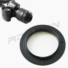 58mm 58 MM reverse macro adapter for Olympus Four Thirds 4/3 mount