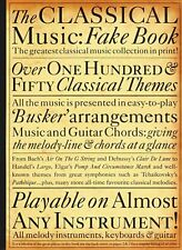 The Classical Music Fake Book Sheet Music Book NEW 014006983