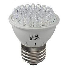 E27 38 LED 1.9W grow Light lamp Garden Hydroponic Lamp 28 Red 10 Blue 220V S1Q0