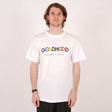 Estremamente raro UFFICIALE goodhood x Giochi Olimpici di Londra 2012 Ltd 25 T-shirt L nuovo senza etichette
