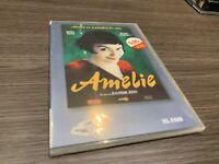 Amelie DVD Audrey Tautou Mathieu Kassovitz Slimcase Scellé