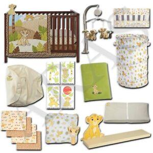 Lion King: Urban Life 18pc. Crib Bedding Set by Disney Baby