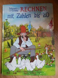 Pettersson und Findus - Rechnen mit Zahlen bis 20