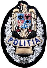 ROMANIA LOCALA POLICE DEPT MEMORABILIA PATCH EMBLEM INSIGNIE EB01570