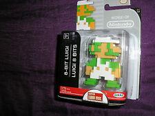 NINTENDO World of Nintendo 8-Bit Luigi Figure