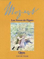 Livre - Beaumarchais - Mozart - Les Noces de Figaro