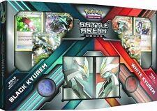 Pokemon TCG Black Kyurem vs White Kyurem Battle Arena Decks Sealed Packs Cards