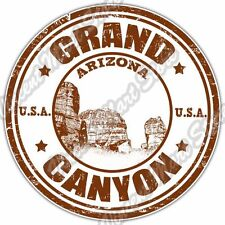 Grand Canyon National Park Arizona Car Bumper Window Vinyl Sticker Decal 4.6""