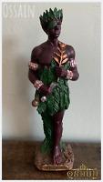 Orisa Ossain Statue | Estatua de Orisa Ossain
