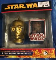 Kurt S. Adler 2006 Star Wars C-3PO Revenge of Sith Ornament Set (box 52)