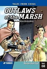 Outlaws of the Marsh 8: Murder Most Foul-ExLibrary