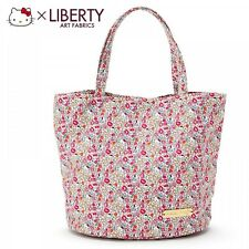 Sanrio Hello Kitty x LIBERTY Mini Tote Bag Pink Japan Kawaii Fashion from Japan
