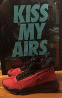 Nike Jordan Proto-Max 720 Gym Red Black Basketball Shoes BQ6623-600 Mens Size 14