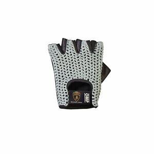 Neu OMP Handschuh TAZIO (Lamborghini Collection) schwarz (L)
