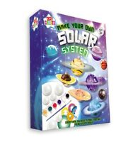Make & Paint Your Own Solar System Mobile Model Kit Childrens Science Craft SOSY