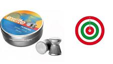 stock 250 bersagli + pallini diabolo carabina aria compressa bersaglio