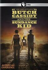 American Experience: Butch Cassidy And The Sundance Kid New Dvd