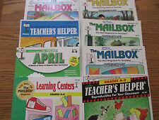 The Mailbox/Teacher's Helpers/Human Body-Intermediate Level