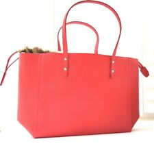 Estee Lauder Red Bag With Drawstring Storage Bag -  New