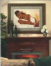 "African American Black Art Print ""PRECIOUS LOVE"" by Kenneth Gatewood"
