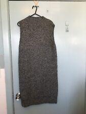 Damo Studio grey woolen dress in size 10