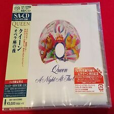 QUEEN - A Night At The Opera - Japan Jewel Case SHM-SACD - UIGY-15014