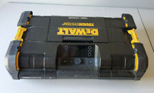 DEWALT TOUGHSYSTEM 2.0 Radio and Charger DWST08820 ***Used***